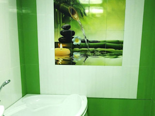 Pavlin Art 衛浴裝飾品 磁磚 Green