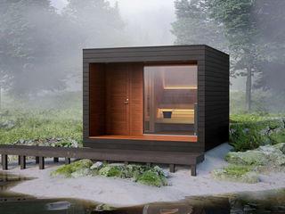 Welches Holz eignet sich für eine Sauna? SPA Deluxe GmbH - Whirlpools in Senden Gartenhaus