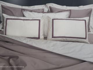 POEMO DESIGN DormitoriosTextiles Algodón Beige