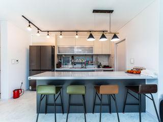 한글주택(주) Small kitchens