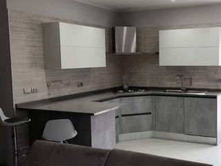 Seven Project Studio KitchenAccessories & textiles Grey