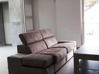 Seven Project Studio Living roomSofas & armchairs Grey
