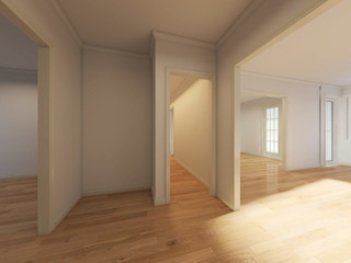 THE STEPS OF AN ONLINE CONSULTATION ARTE DELL'ABITARE Modern Corridor, Hallway and Staircase
