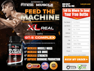 XL Real Muscle Gainer Reviews:- {2021} Why Every Man Needs XL Real Muscle Gainer? XL Real Muscle Gainer Reviews