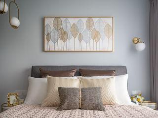 Rivercove III Mr Shopper Studio Pte Ltd Modern style bedroom