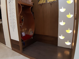 Monoceros Interarch Solutions Salas de estar minimalistas