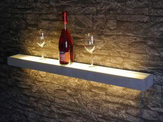 Skapetze Lichtmacher Modern wine cellar