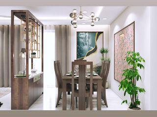 Lakkad Works Salas de jantar modernas