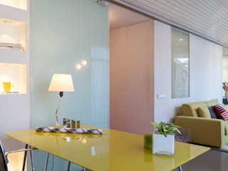custom casa home staging Industriale Arbeitszimmer