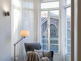 custom casa home staging Balkon