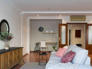 custom casa home staging Ausgefallene Wohnzimmer
