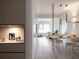 森叄設計 Scandinavian walls & floors