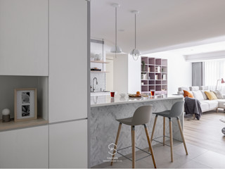 森叄設計 Scandinavian style dining room