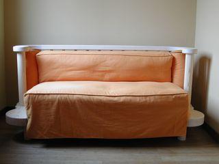 CAMERE DA LETTO CONFORTEVOLI Anita Cerpelloni Paper Project Venice Camera da letto moderna Legno massello Effetto legno