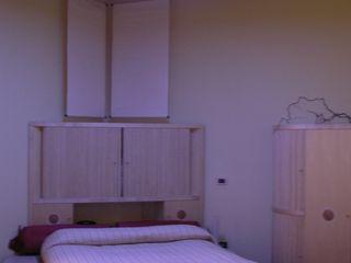 CAMERE DA LETTO CONFORTEVOLI Anita Cerpelloni Paper Project Venice Camera da letto moderna Vetro