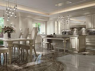 Marmolà Kitchen - Brummel BRUMMEL Kitchen units Wood White
