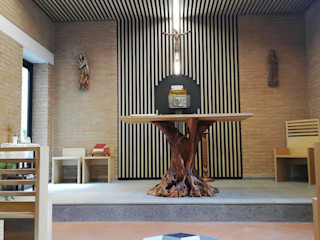 Radice In Movimento ArtworkSculptures Wood