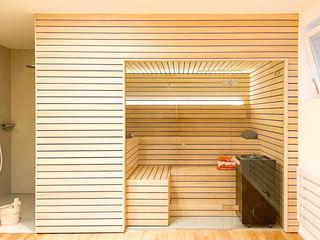 Designsauna LINEUS  KOERNER Saunamanufaktur KOERNER SAUNABAU GMBH Sauna