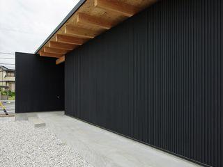 空間建築-傳 Casa di legno Nero