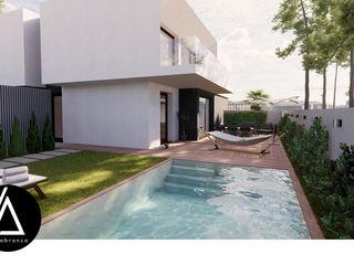 Projeto - Elementos de Apoio a Arquitetura e Arranjos Exteriores - Moradia JS Areabranca Piscinas de jardim
