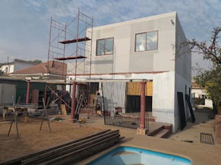 AOG Detached home Metal White