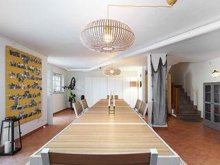 maria inês home style Mediterrane Garagen & Schuppen