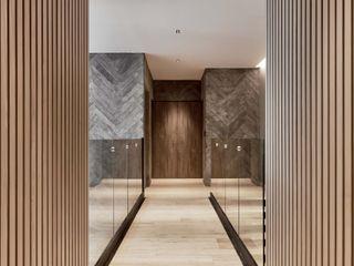 Sulkin Askenazi Couloir, entrée, escaliers modernes