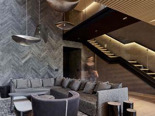 Sulkin Askenazi Balcon, Veranda & Terrasse modernes