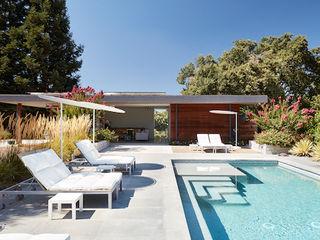 Klopf Architecture Modern pool