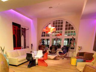 Skapetze Lichtmacher Eclectic style hotels