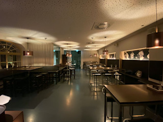 Skapetze Lichtmacher Modern gastronomy