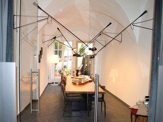 Skapetze Lichtmacher Industrial style gastronomy