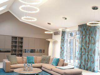 Skapetze Lichtmacher Modern living room