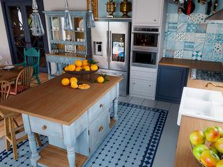 Новолеоново STUDIO 57 Кухня в стиле кантри