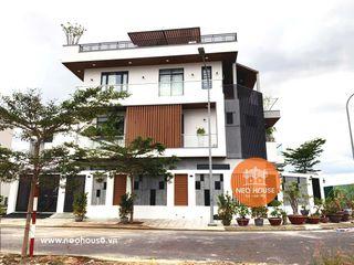 Thiết kế và thi công trọn gói biệt thự 3 tầng hiện đại 7x114m tại Nha Trang NEOHouse