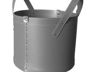 Limac Design Living roomStorage Leather Grey