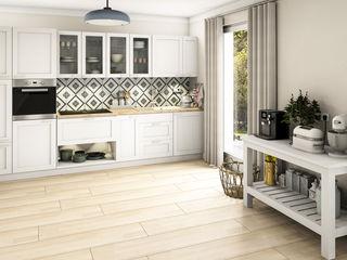Heinz von Heiden Bungalow B65 Dieckmann Immobilien Küchenzeile Beige