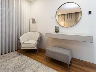Vivenda   Santa Maria da Feira   Fotoreportagem Angelourenzzo - Interior Design Quartos minimalistas