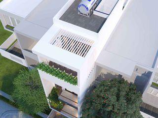 Xây dựng nhà phố trọn gói hiện đại 4 tâng 4x11m tại Quận 9 NEOHouse