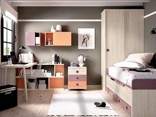 Intense mobiliário e interiores Stanza dei bambini moderna