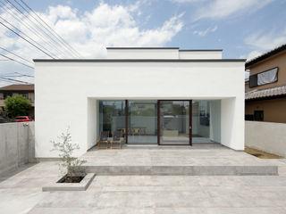 069前橋Nさんの家 atelier137 ARCHITECTURAL DESIGN OFFICE 一戸建て住宅 白色