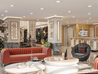 HÇ Design Studio Classic style living room