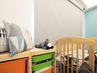 MSBT 幔室布緹 Baby room Grey