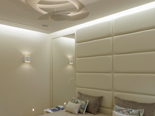 Atelier Susana Camelo Minimalist bedroom Concrete White