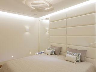Atelier Susana Camelo Minimalist bedroom White