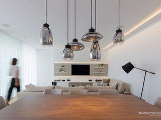 Atelier Susana Camelo Modern Living Room White