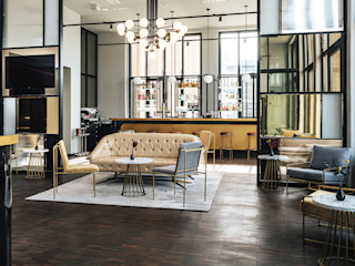 MOTORWORLD MÜNCHEN / Interior Design & Innenarchitektur MARKUS HILZINGER Moderne Hotels