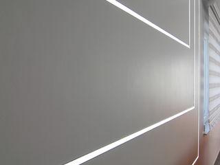 Agence ADI-HOME Dinding & Lantai Modern