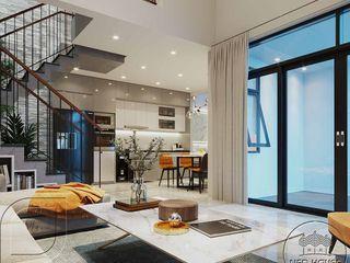 Mẫu nội thất căn hộ cao cấp 100m2 tại Nghệ An NEOHouse