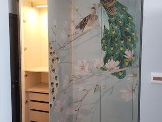viemme61 غرفة نومخزانة الملابس